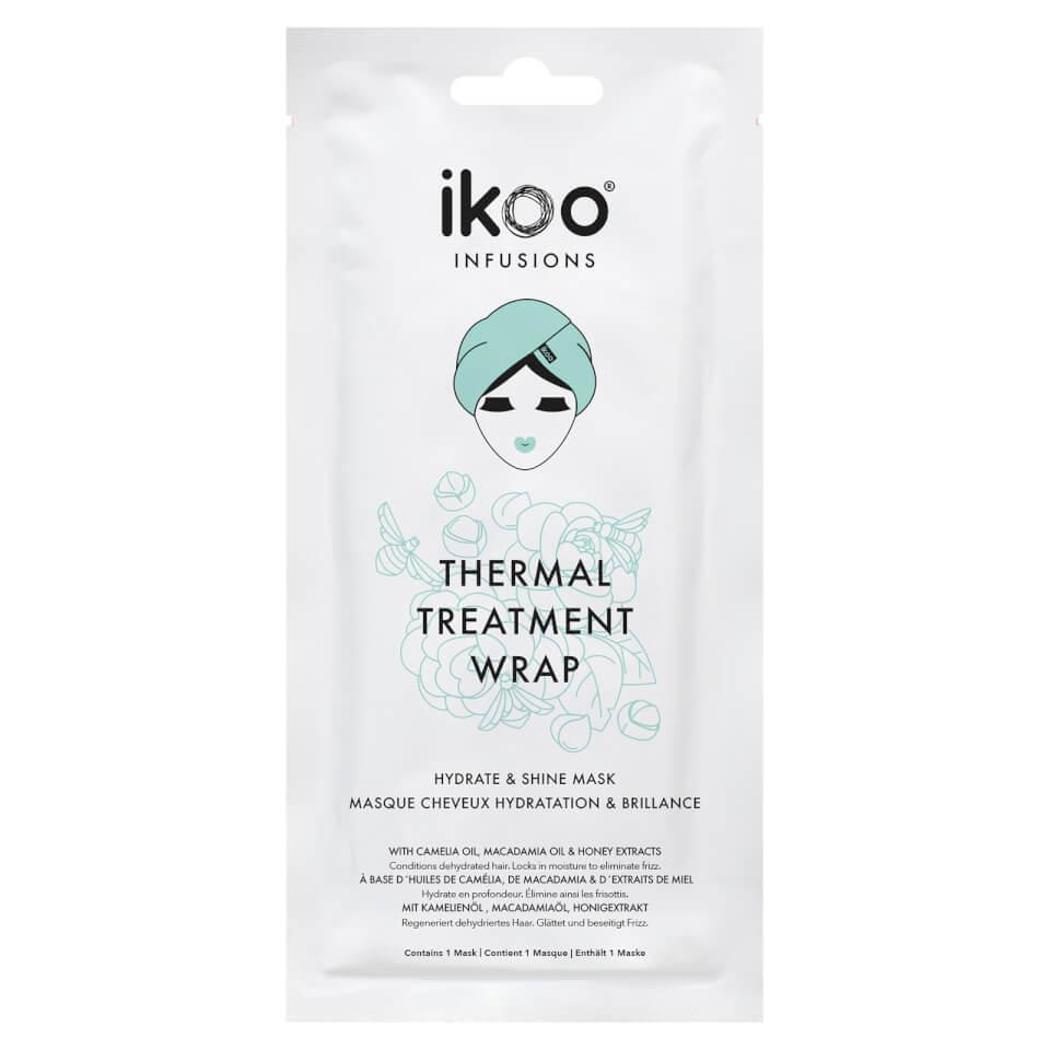 ikoo Thermal Treatment Wrap Hydrate & Shine Haarmaske 11.40 EUR/