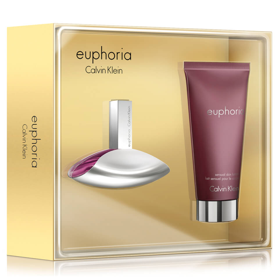 Calvin Klein Euphoria for Women Xmas Set Eau de Parfum 30ml