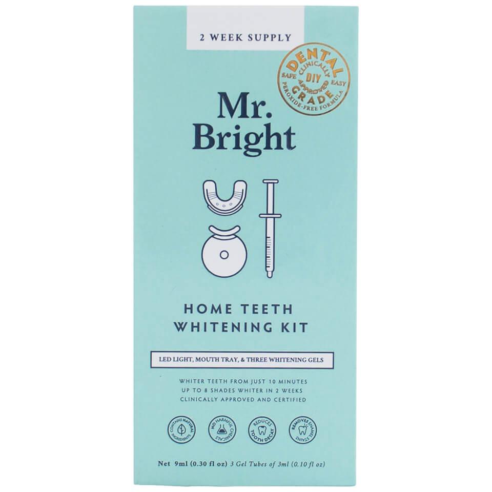 Mr. Bright Home Teeth Whitening Kit 2 Week Supply Zahnaufheller