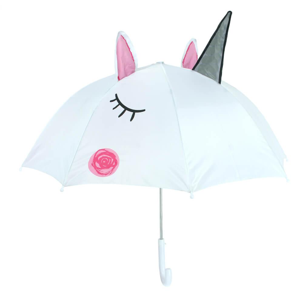 3D Unicorn Magic Umbrella