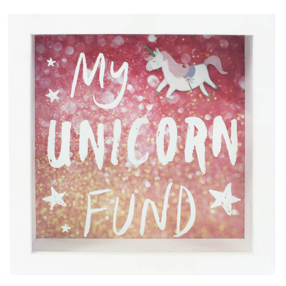 My Unicorn Fund Spardose