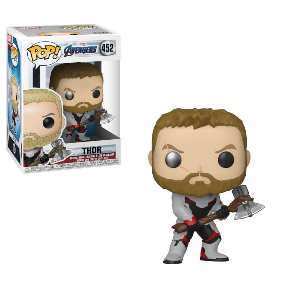 Nützlichfanartikel - Marvel Avengers Endgame Thor Pop! Vinyl Figur - Onlineshop Sowas Will Ich Auch