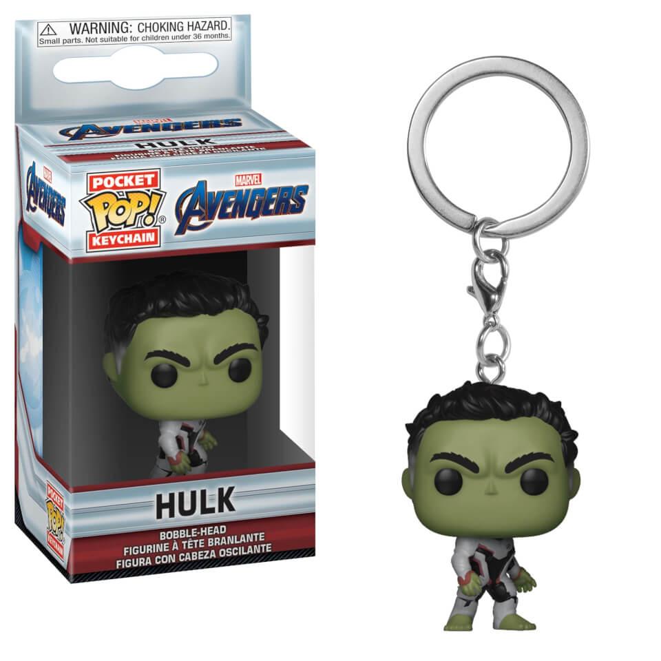 Marvel Avengers Endgame Hulk Pop! Schlüsselhänger