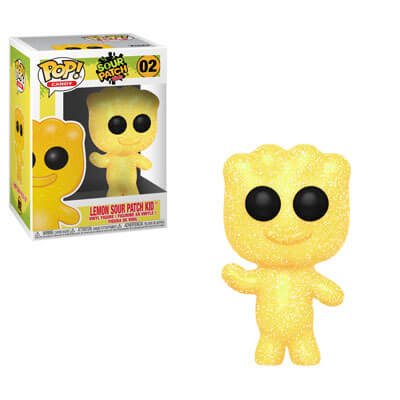 POP Candy: Sour Patch Kids- Yellow