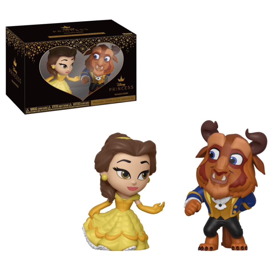 Nützlichfanartikel - Disney Prinzessin Die Schöne und das Biest 2 Pack Mystery Mini Figuren - Onlineshop Sowas Will Ich Auch