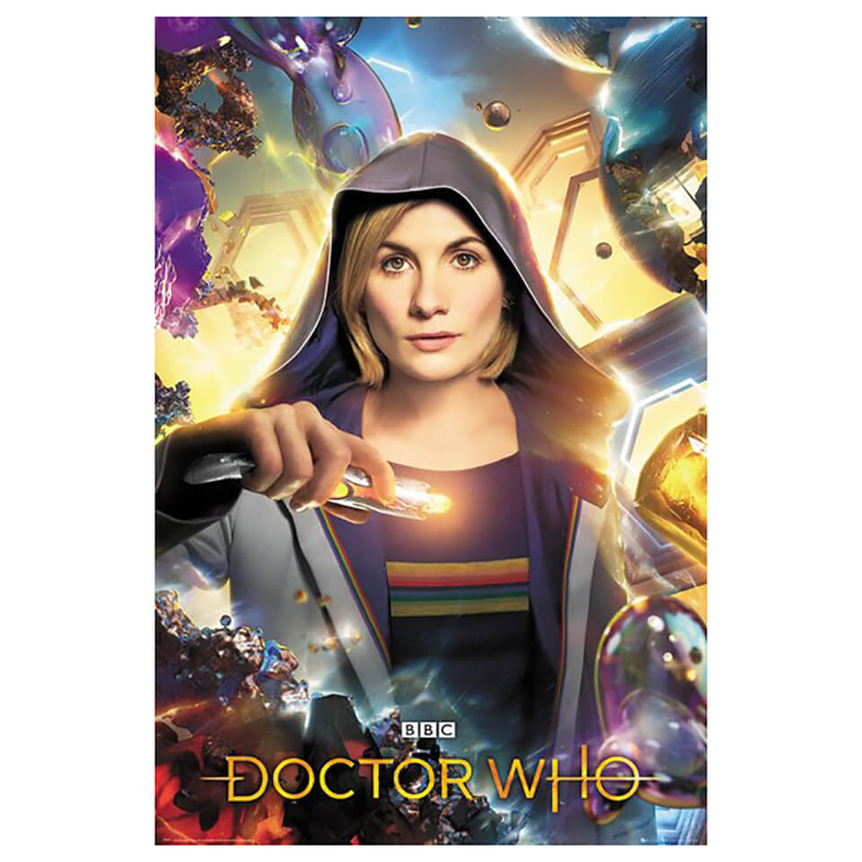 Doctor Who (Universe Calling) Maxi Poster