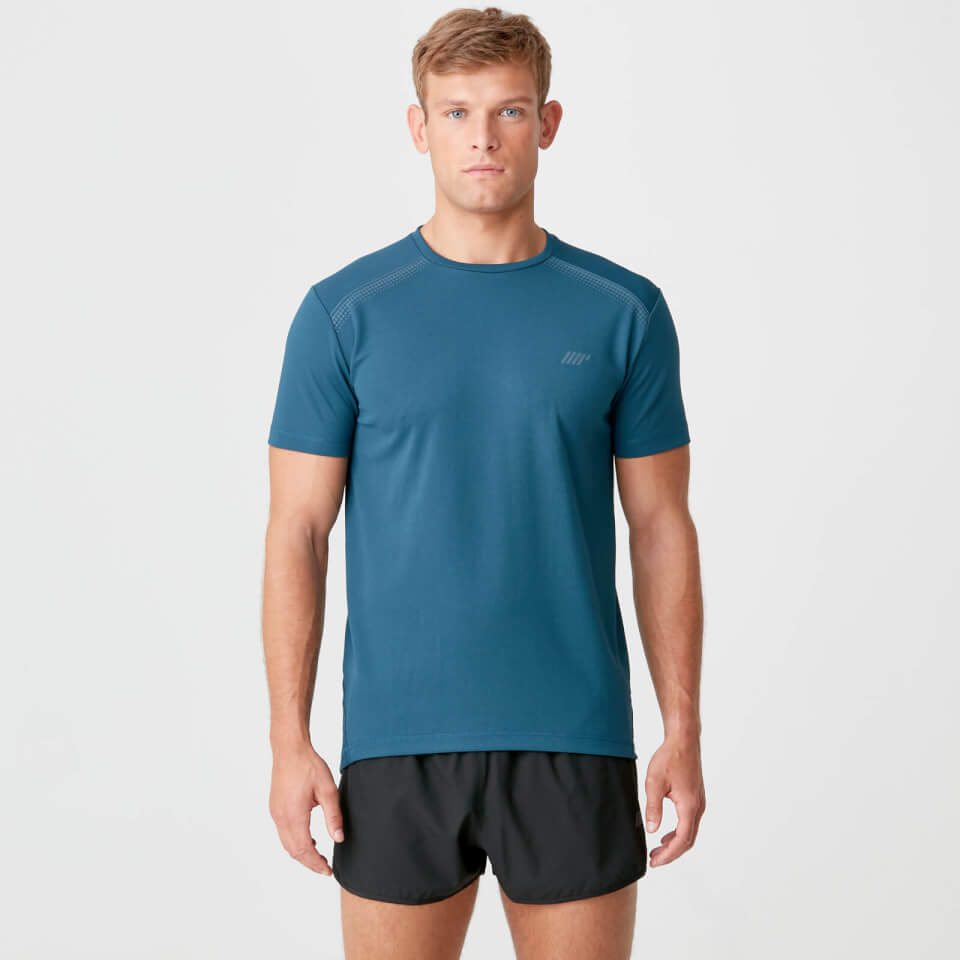 Boost T-Shirt - XL - Petrol Blue