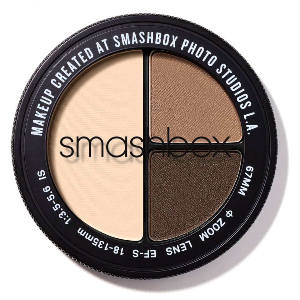 Smashbox Lidschatten Nudie Pic Light Lidschatten