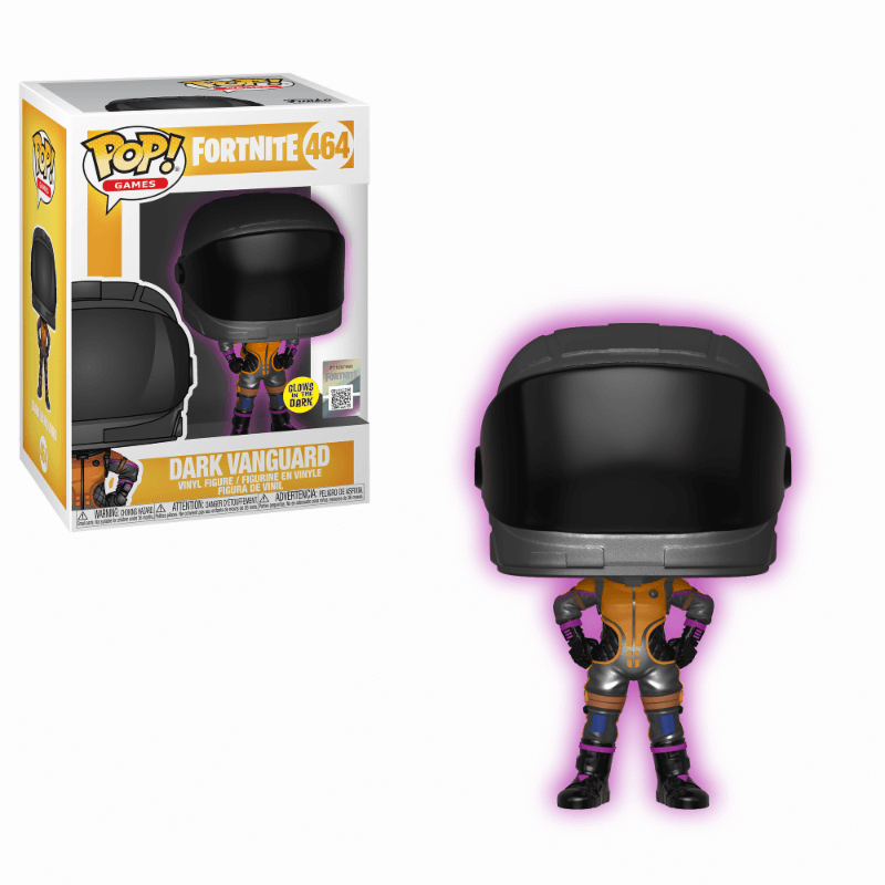 Pop! Games: Fortnite S2 - Dark Vanguard (Glow in the Dark) Pop! Vinyl