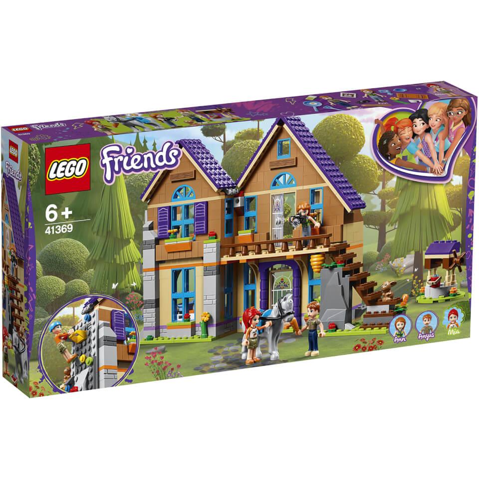 LEGO Friends: Mia's House 41369