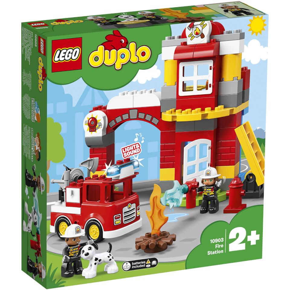 LEGO DUPLO - Parque de Bomberos - 10903