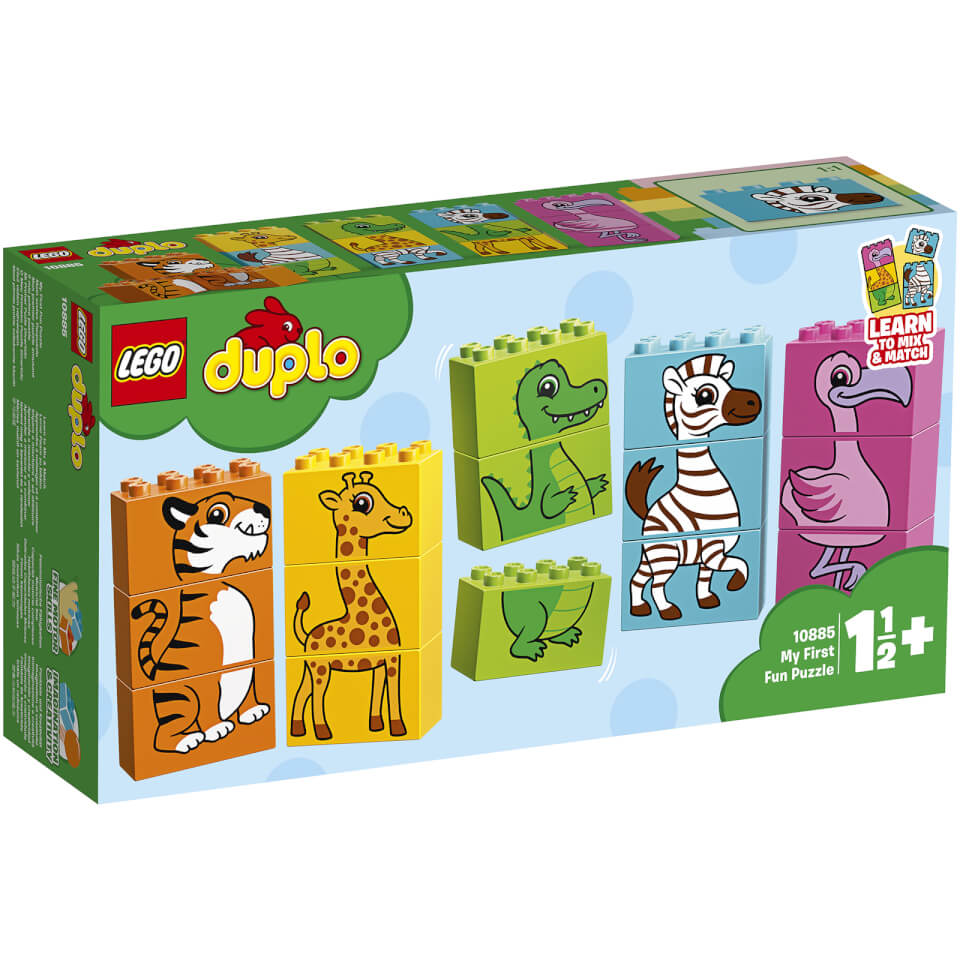 LEGO DUPLO My First My First Fun Puzzle (10885)