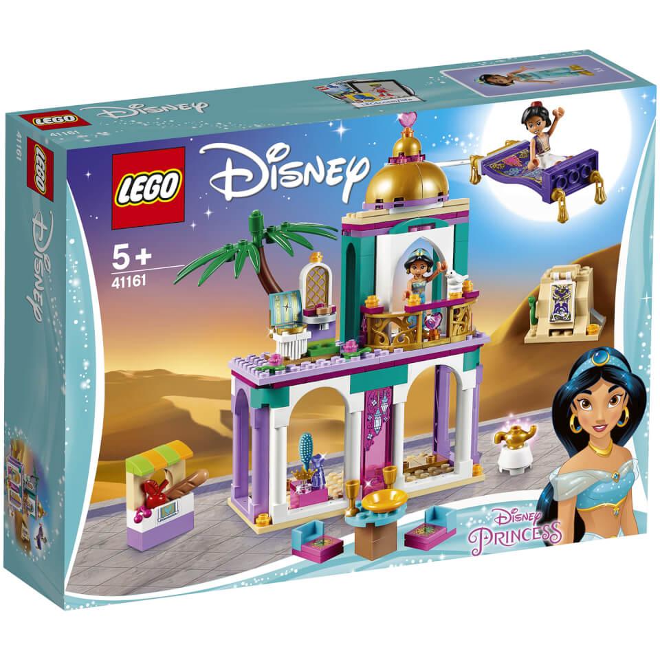 LEGO Disney Princess Aladdin and Jasmine's Palace Adventures (41161)