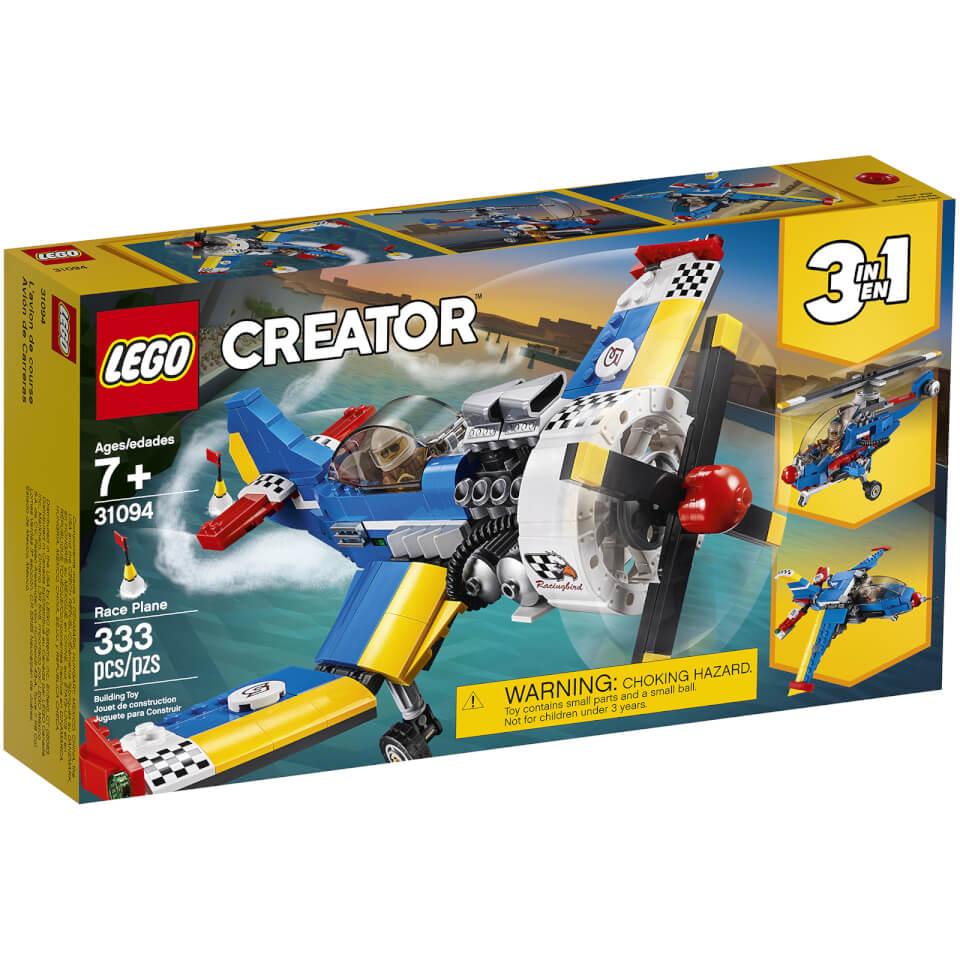 LEGO Creator - Avión de Carreras - 31094