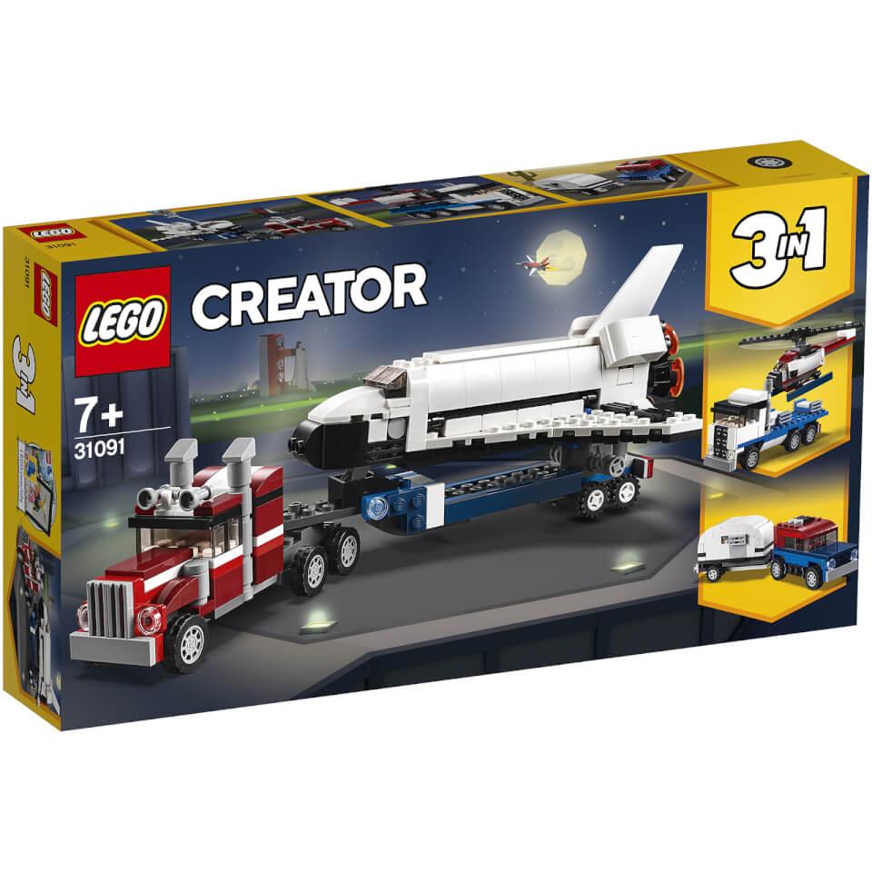 LEGO Creator - Transporte de la Lanzadera - 31091