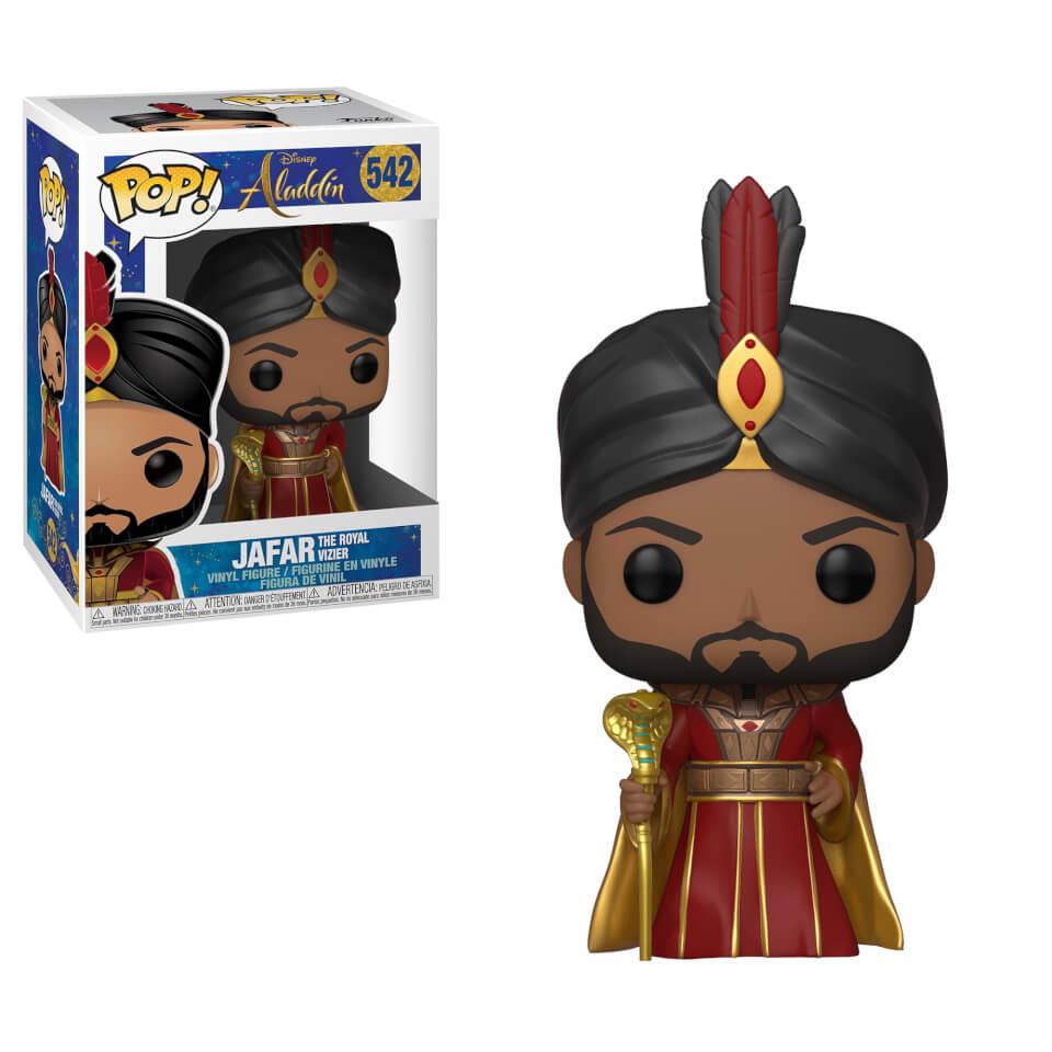 Disney Aladdin (Live Action) Jafar Pop! Vinyl Figur