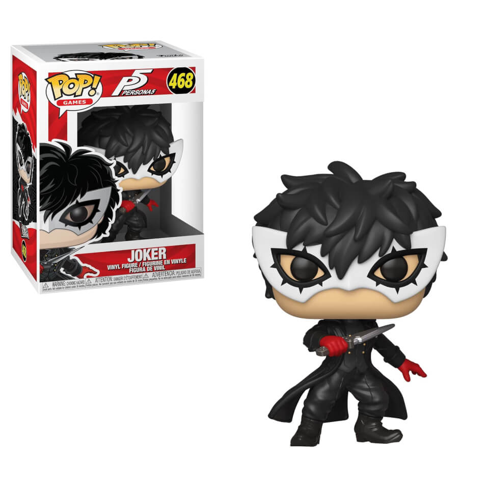 Persona 5 Joker Pop! Vinyl Figure