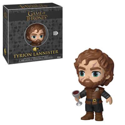 Nützlichfanartikel - Game of Thrones Tyrion Lannister LTF Funko 5 Star Figur - Onlineshop Sowas Will Ich Auch