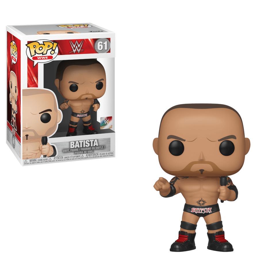 WWE Batista Pop! Vinyl Figur