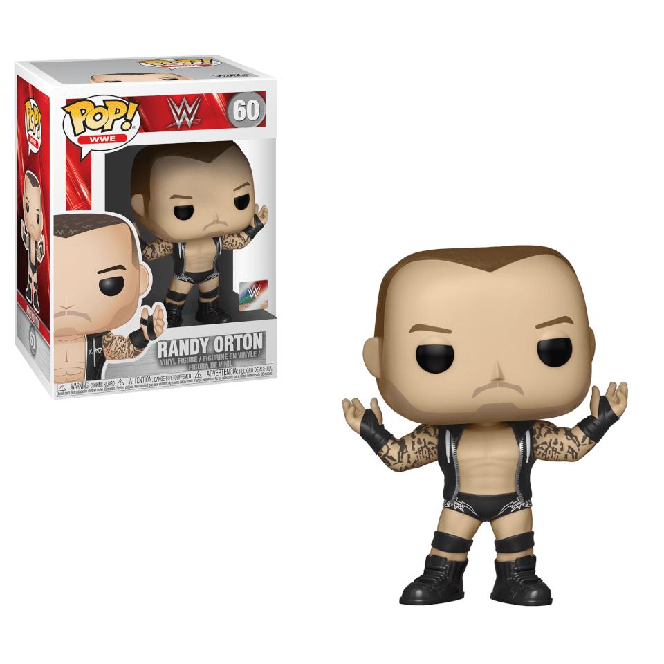 WWE Randy Orton Pop! Vinyl Figur
