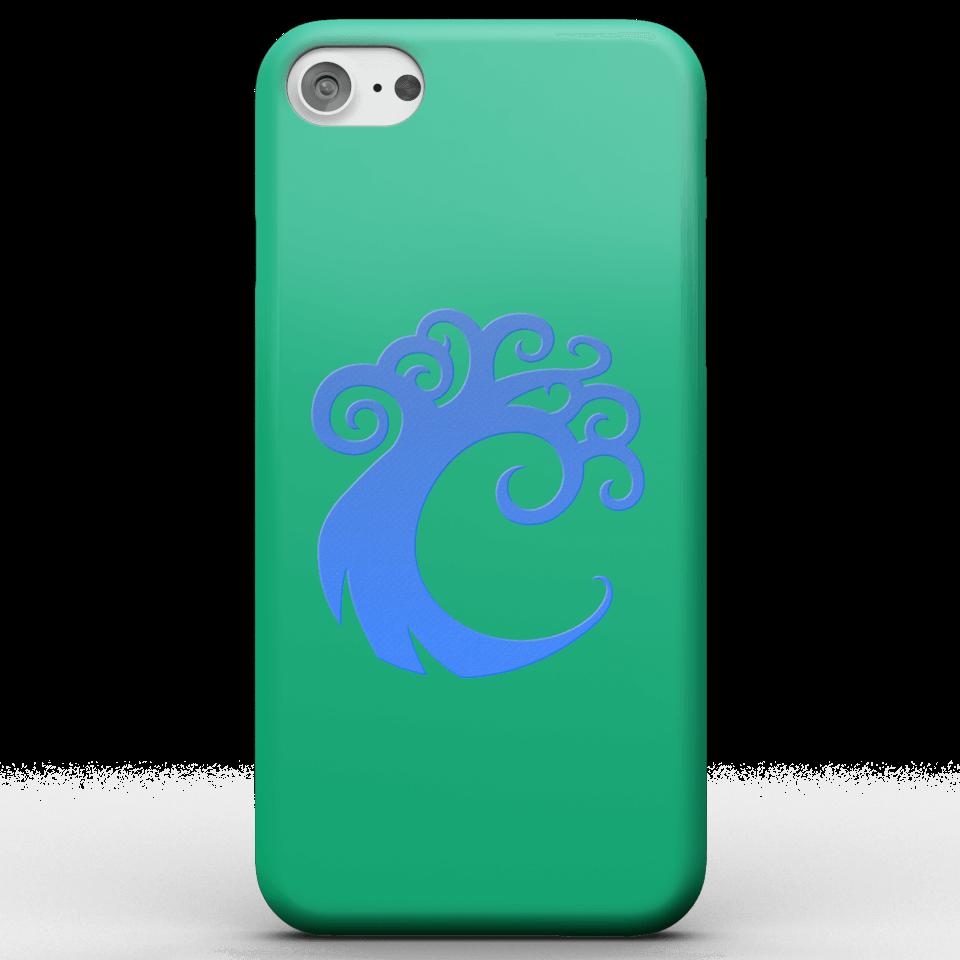 Funda Móvil Magic The Gathering Simic para iPhone y Android - Samsung Note 8 - Carcasa doble capa - Mate
