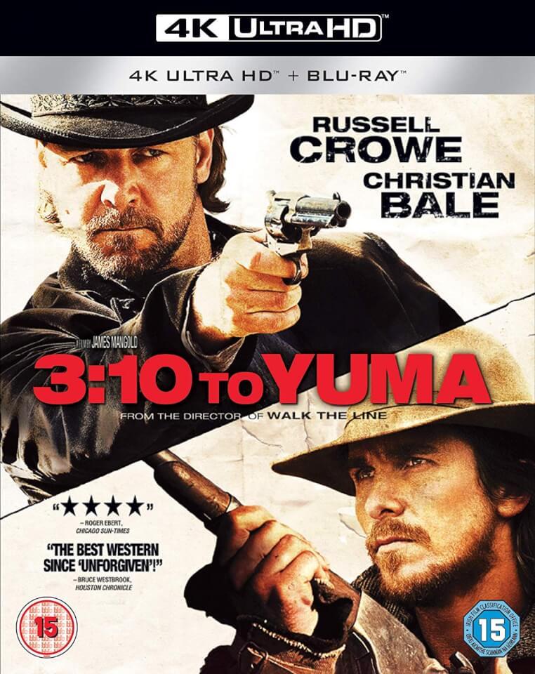 3:10 To Yuma - 4K Ultra HD