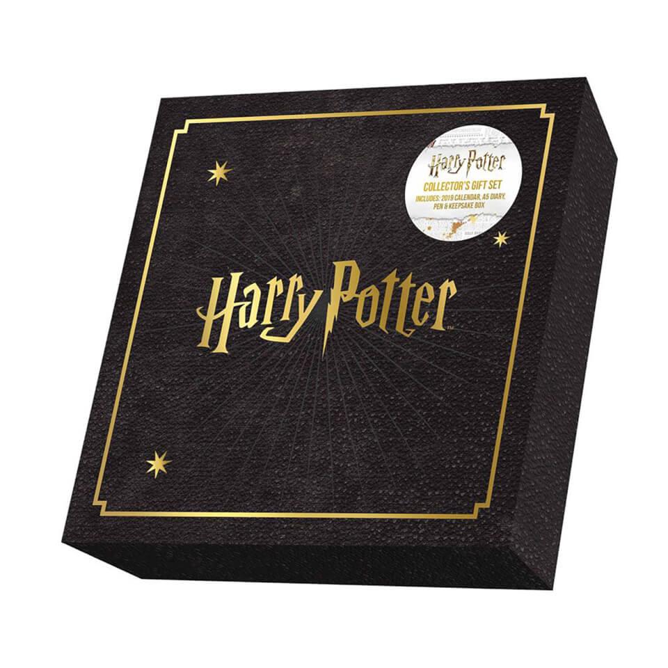 Nützlichfanartikel - Harry Potter Sammelbox 2019 Englische Version - Onlineshop Sowas Will Ich Auch
