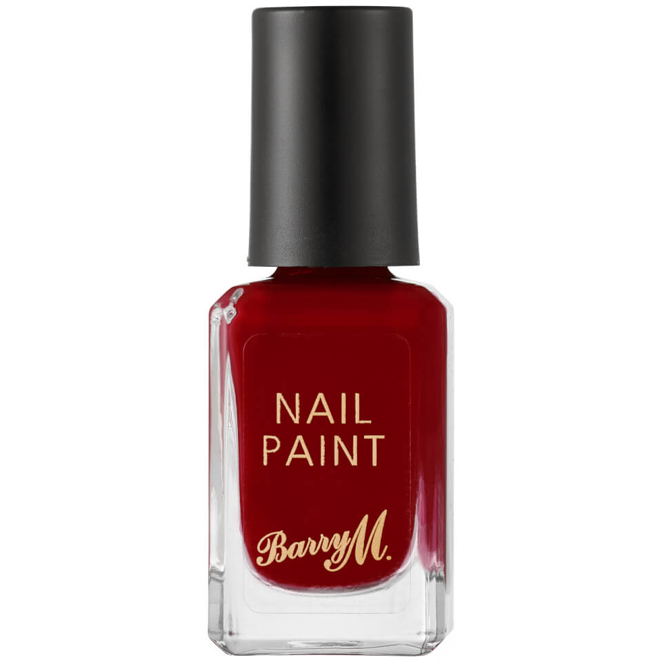 Barry M Cosmetics Classic Nail Paint (Various Shades) - Raspberry