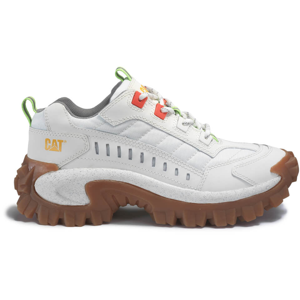 Caterpillar Men's Intruder 1 Trainers - Star White - UK 9/EU 42 - Blanco