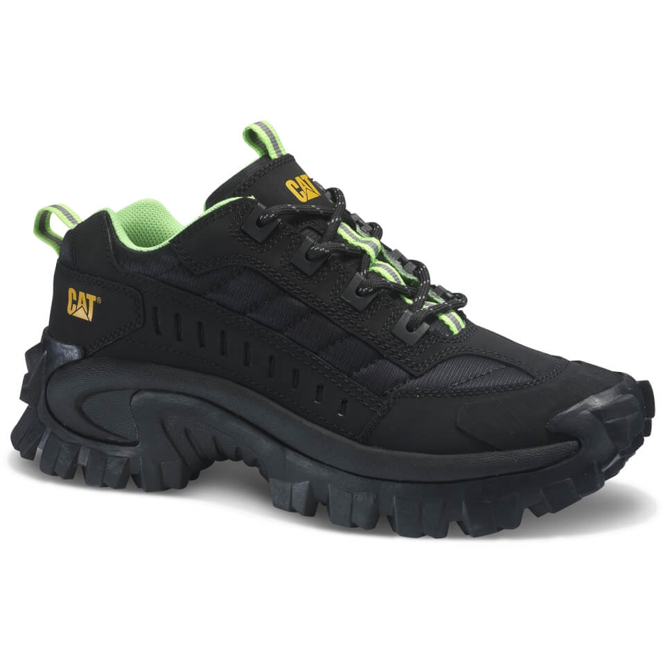 Caterpillar Men's Intruder 1 Trainers - Black - UK 11/EU 44 - Negro