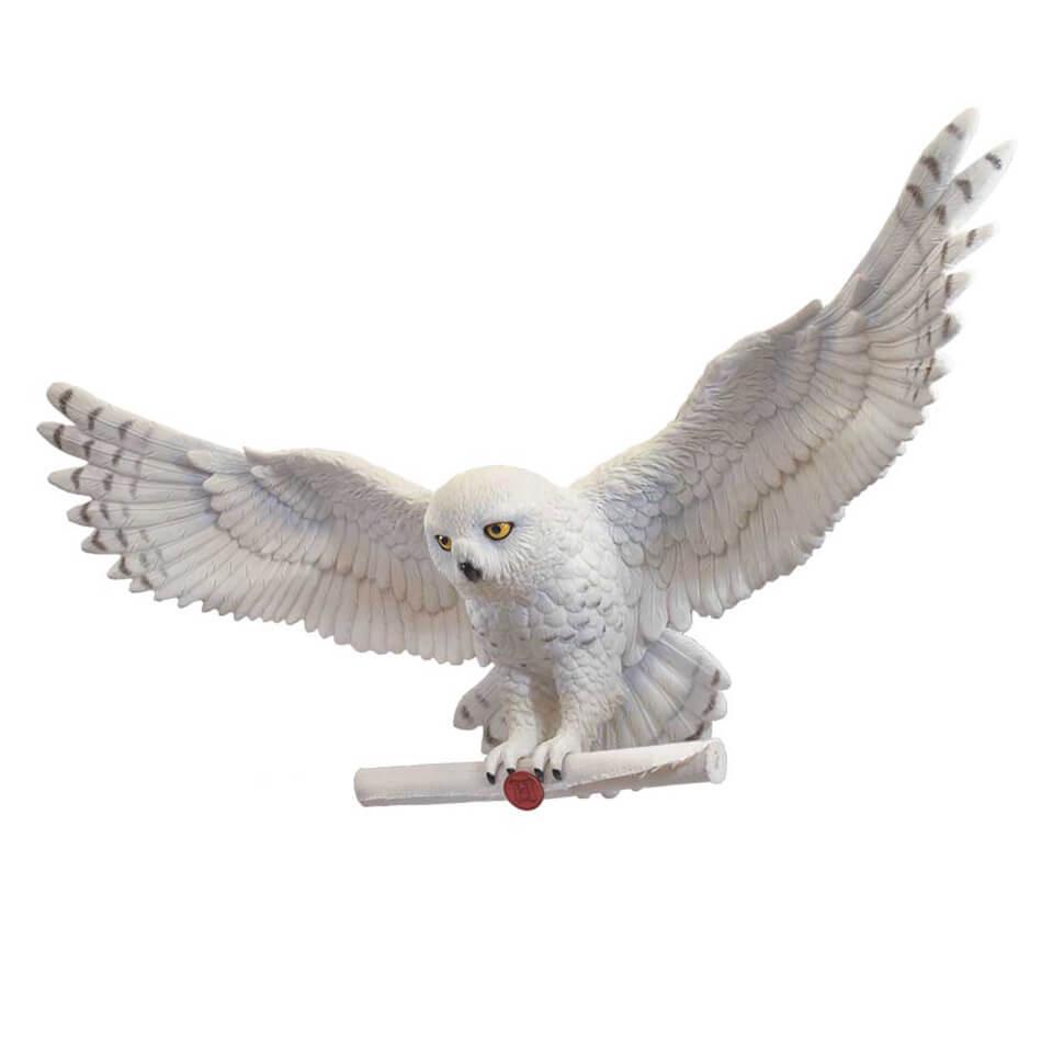 Nützlichfanartikel - Harry Potter Hedwig Owl Post Wall Décor - Onlineshop Sowas Will Ich Auch