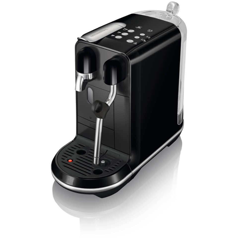 Sage SNE500BKS Nespresso the Creatista Uno Coffee Machine - Black