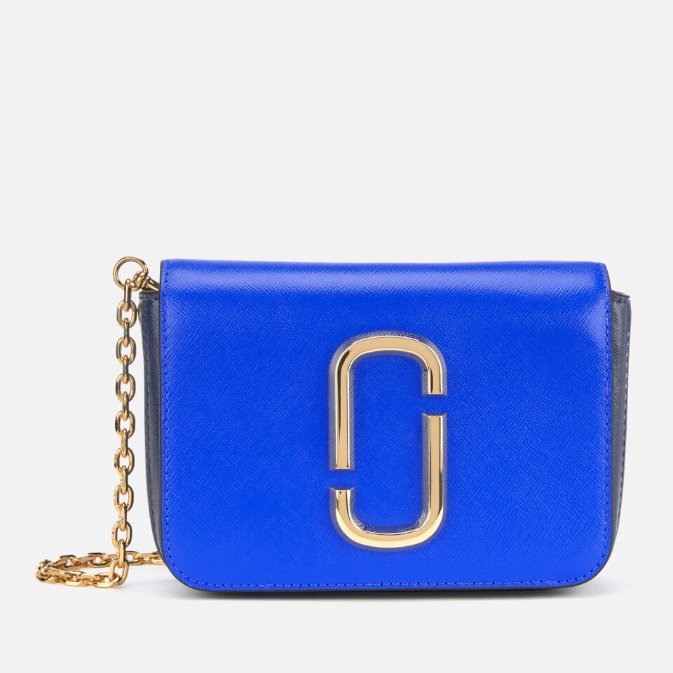 9d13d64b9c27 Marc Jacobs Women s Hip Shot Bag - Dazzling Blue Multi