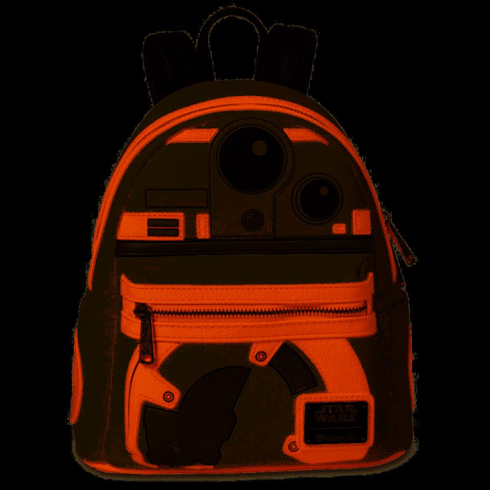 Nützlichfanartikel - Loungefly Star Wars BB8 Mini Rucksack - Onlineshop Sowas Will Ich Auch