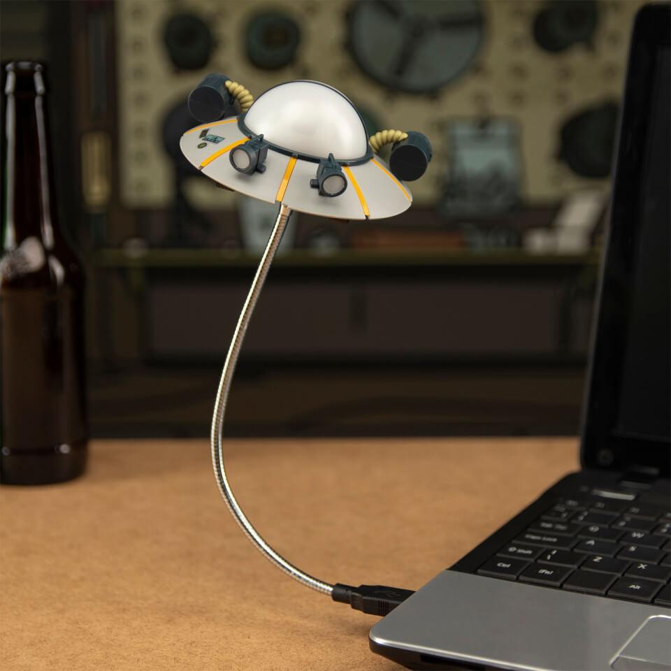 Rick and Morty Rick's Ship USB Light