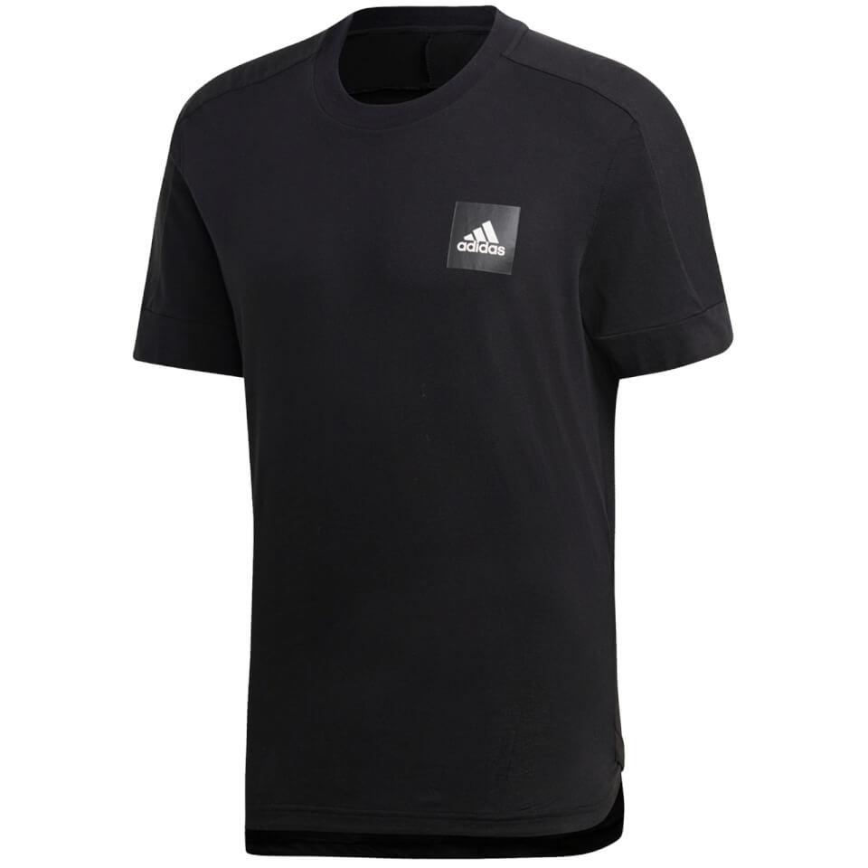 adidas Men's ID T-Shirt - Black   Trøjer