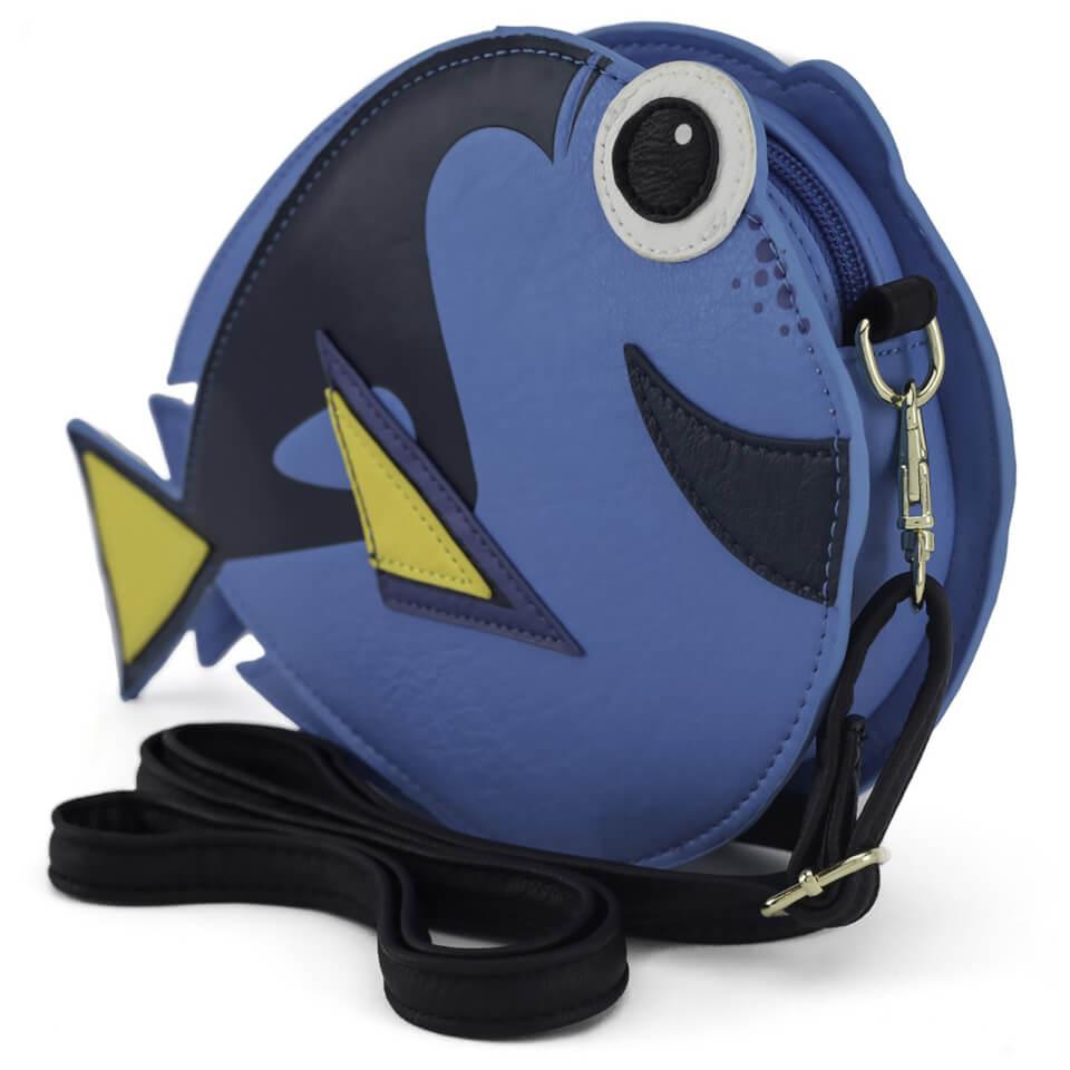 Loungefly Disney Finding Nemo Dory Cross Body Bag