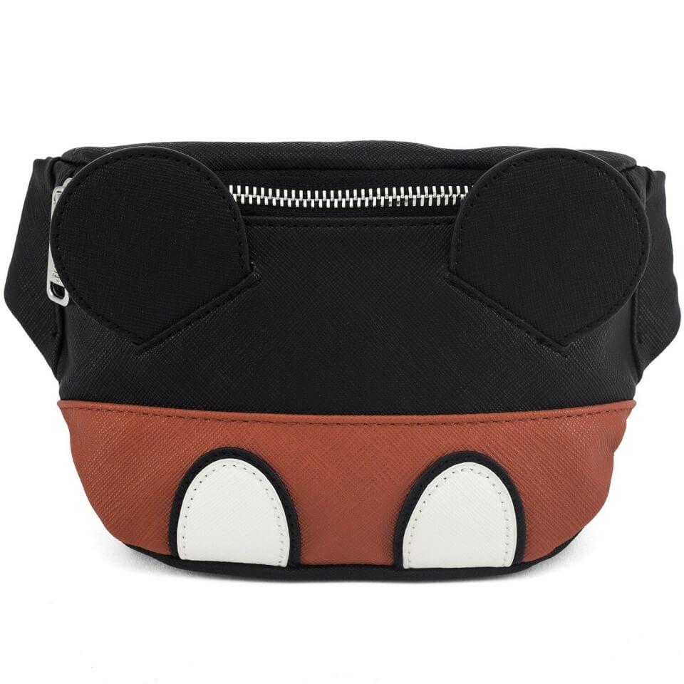 Loungefly Disney Mickey Mouse Mickey Bum Bag