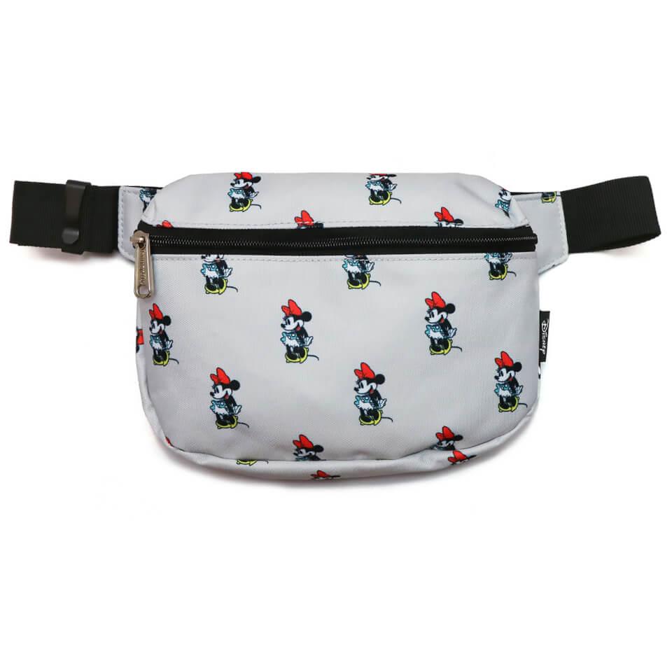Loungefly Disney Mickey Mouse Minnie Bum Bag