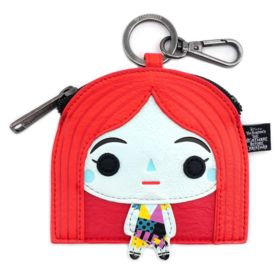 Loungefly Disney The Nightmare Before Christmas Sally Chibi Coin Bag