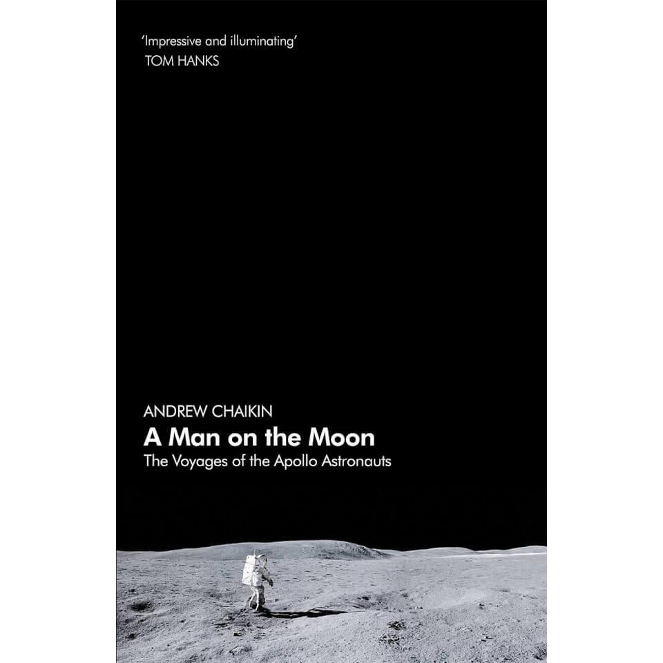 A Man on the Moon (Hardback)