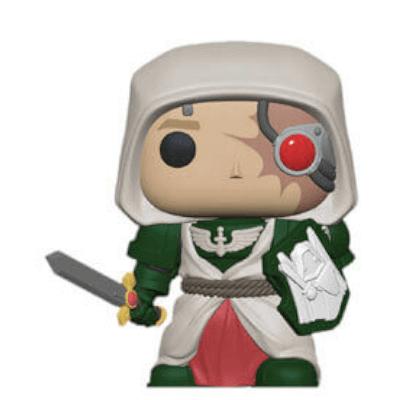 Figura Funko Pop! Blood Claw Pack Leader LTF - Warhammer 40K