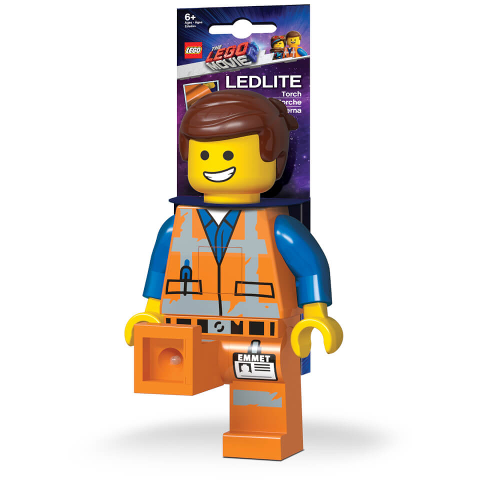 LEGO The LEGO Movie Emmet Torch