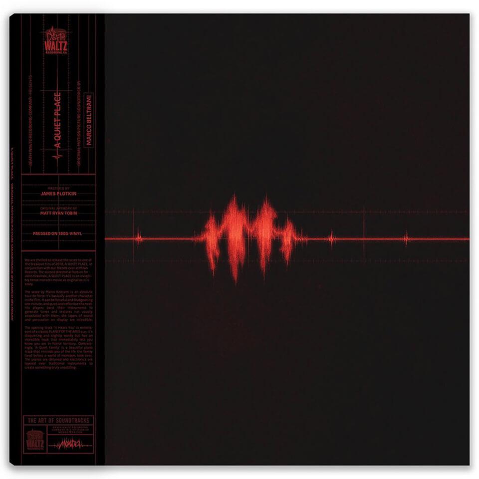 A Quiet Place (Original Motion Picture Soundtrack) LP