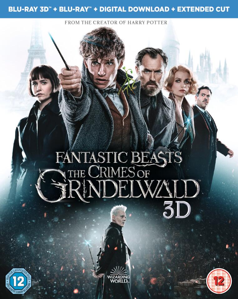 Fantastic Beasts: The Crimes of Grindelwald - 3D