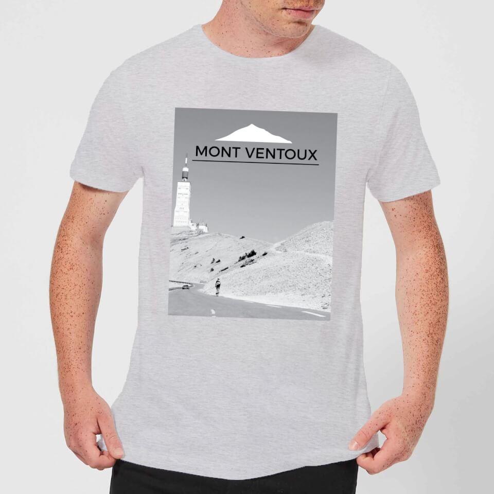 Summit Finish Mont Ventoux Scenery Men's T-Shirt - Grey | Trøjer