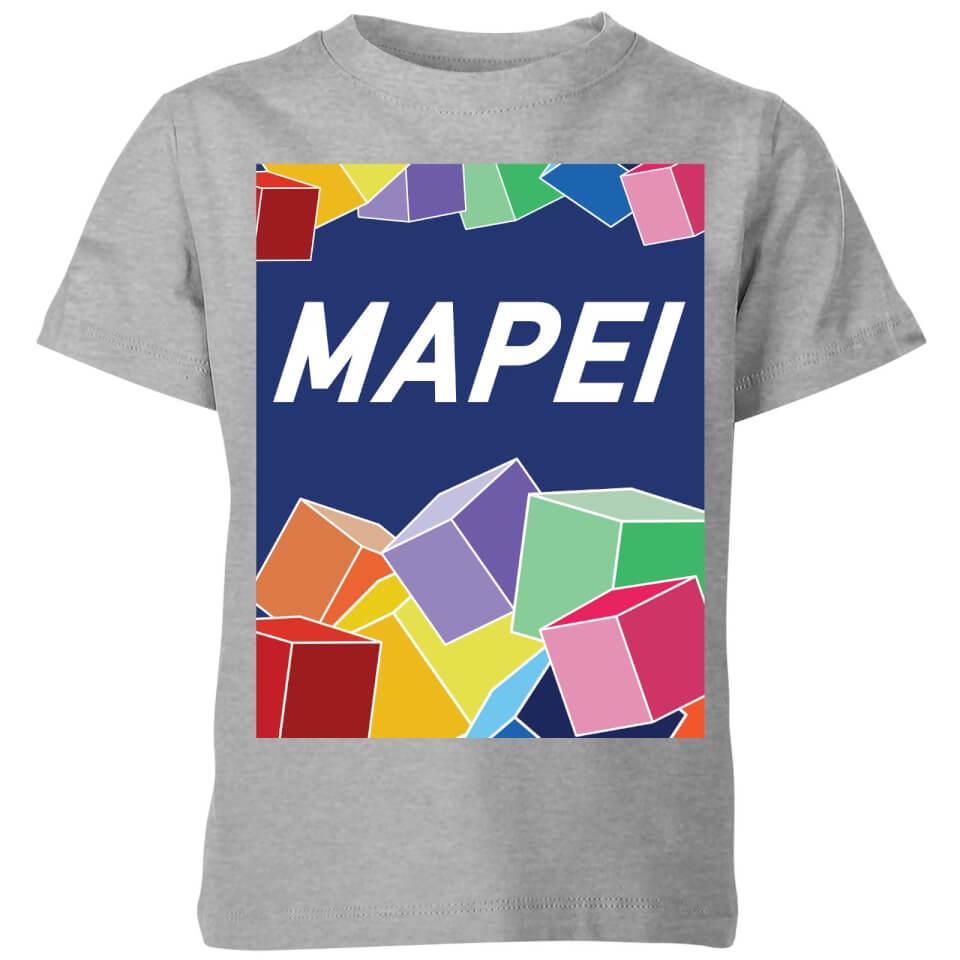 Summit Finish Mapei Kids' T-Shirt - Grey | Jerseys