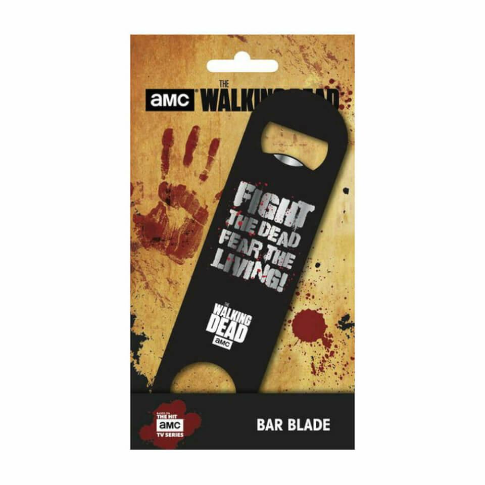 Nützlichfanartikel - The Walking Dead Bar Blade - Onlineshop Sowas Will Ich Auch