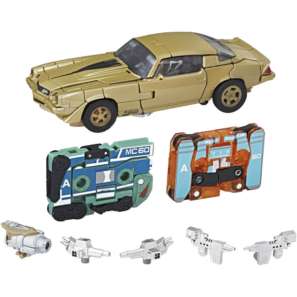 Hasbro Transformers: Studio Series 19 Bumblebee Vol. 1 Retro Rock Garage