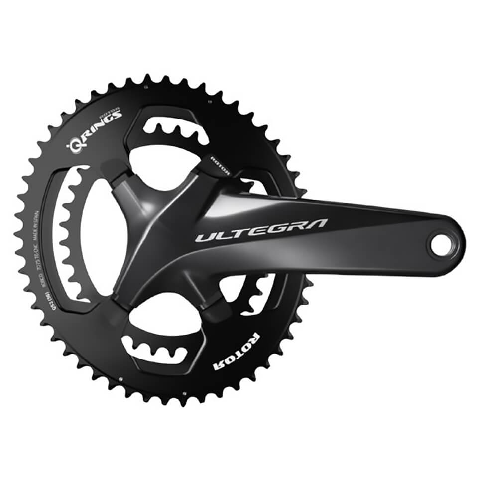 Rotor ALDHU Q Replacement Chainrings for Shimano Ultegra R8000 | chainrings_component